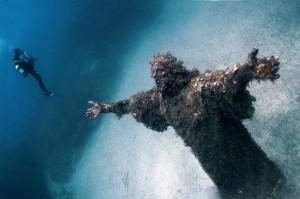 Cristul din abis, Italia