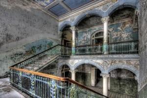 Spitalul Militar din Beelitz, Germania