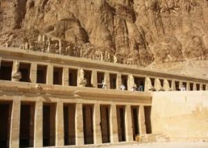 Singura prin lume: Egipt